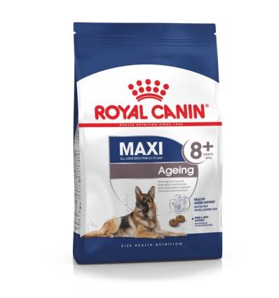 Royal Canin Maxi Ageing 8+, Cão, Húmidos, Sénior, Alimento