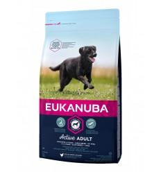 Eukanuba Cão Manutenção Adult Large Breed Frango