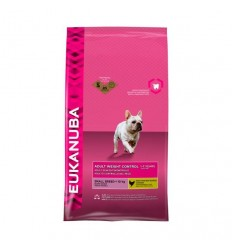 Eukanuba Cão Adult Weight Control Small Breed Frango