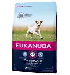 Eukanuba Cão Mature e Sénior Raças Pequenas