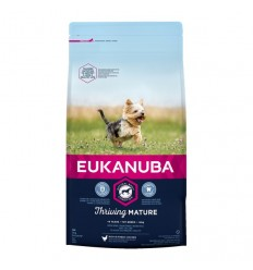 Eukanuba Cão Mature Raças Mini
