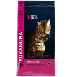 Eukanuba Gato Adult Sterilised Frango
