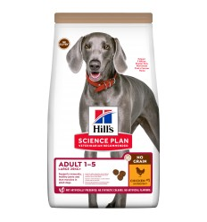 Hill's Science Plan Cão Adult Large Breed Sem Cereais Frango