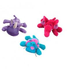 Brinquedo Kong Peluche Cozie - Tamanho M (24 cm)
