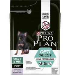 Purina Pro Plan Cão Adult Small & Mini Puppy Grain Free Perú