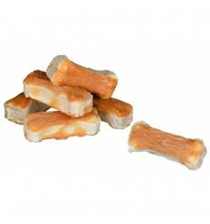 Ossos Cálcio Dentafun Trixie p/ Cão c/ Frango 120gr - 8 UNIDADES
