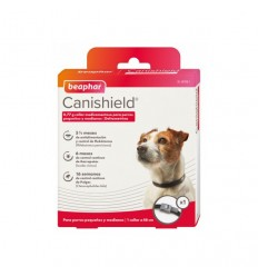 Coleira Canishield 48 cm ( Pack 2 unidades )