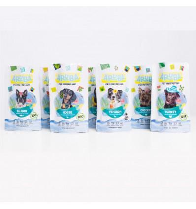 Aruba cão Alimentação Húmida 7x100gr