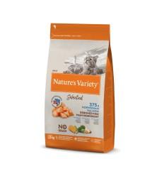 Nature's Variety Selected Gato Sem Cereais Salmão