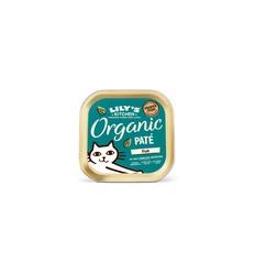 Lily´s Kitchen Gato Húmidos Organic Peixe ( Paté )
