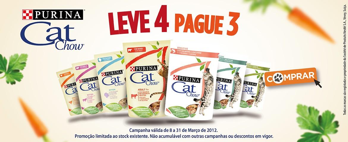 Cat Chow Húmidos